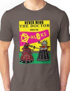 The Punk Daleks  T-Shirt