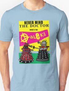 The Punk Daleks  Unisex T-Shirt