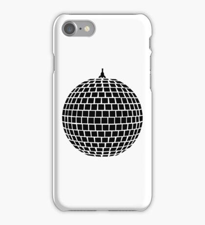 Mirror ball disco iPhone Case/Skin