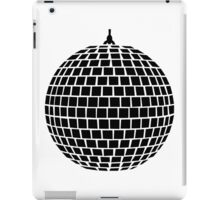 Mirror ball disco iPad Case/Skin