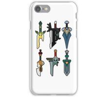 Riven's swords  iPhone Case/Skin