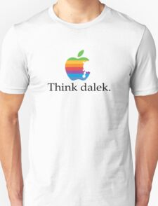 Think even more dalek Unisex T-Shirt