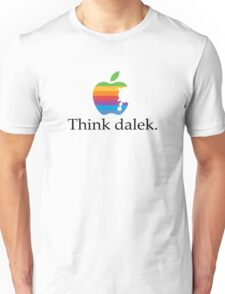 Think even more dalek Unisex T-Shirt