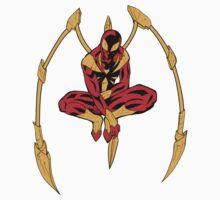 Iron Spiderman One Piece - Long Sleeve