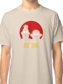 The adventures of bert & ernie Classic T-Shirt