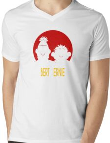 The adventures of bert & ernie Mens V-Neck T-Shirt
