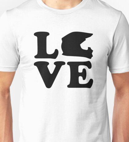 Motocross love Unisex T-Shirt