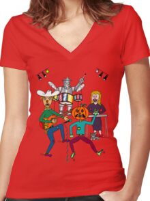 Band of OZ by MH Women's Fitted V-Neck T-Shirt