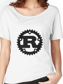 Rust Women's Relaxed Fit T-Shirt