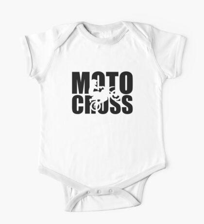 Motocross One Piece - Short Sleeve