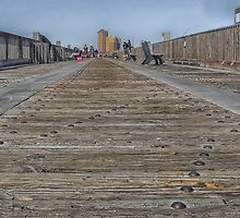 Down Low on the Boardwalk by John  Kapusta