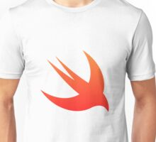 Swift Programming logo Unisex T-Shirt