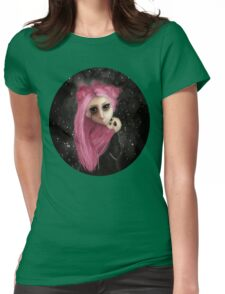 My dark being Womens Fitted T-Shirt