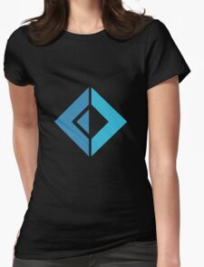 F# Fsharp logo Womens Fitted T-Shirt