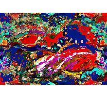 The Fantasy Abstract Photographic Print
