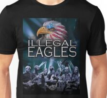 The Illegal Eagles Unisex T-Shirt