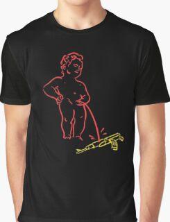 Manneken Peace Graphic T-Shirt