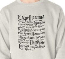 Harry Potter Magic Spells Pullover