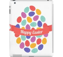 Happy Easter Day iPad Case/Skin