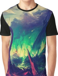 BlackWater Wildfire  Graphic T-Shirt