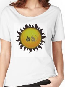 Black Sun - RWBY Women's Relaxed Fit T-Shirt