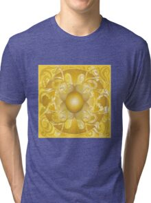 Yellow Study Tri-blend T-Shirt