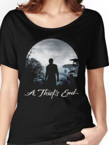 Uncharted 4 Women's Relaxed Fit T-Shirt