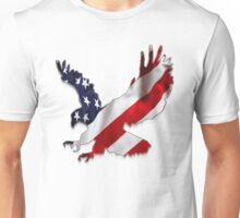 Eagle Flag v.2 Unisex T-Shirt