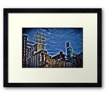 Minneapolis 21 Framed Print