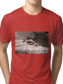 Raft of Newbies Tri-blend T-Shirt