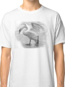 Lonely Swan Classic T-Shirt