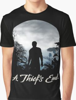 Uncharted 4 Graphic T-Shirt