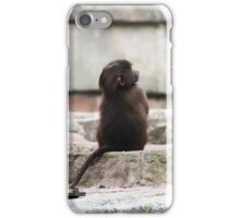 Baby Baboon iPhone Case/Skin