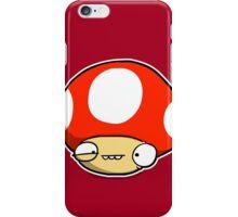 Twitchy Mushroom iPhone Case/Skin