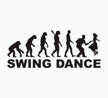 Evolution swing dance One Piece - Long Sleeve