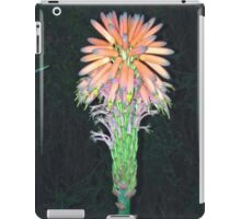 Wacky flower iPad Case/Skin