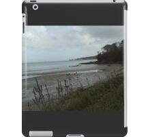 Sea View Tide Out iPad Case/Skin