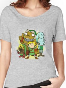 The kid behind the masks Women's Relaxed Fit T-Shirt