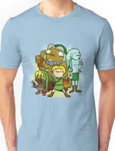 The kid behind the masks Unisex T-Shirt