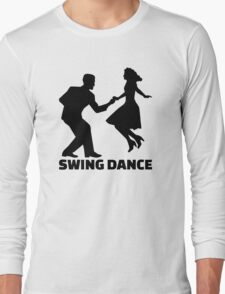 Swing dance Long Sleeve T-Shirt