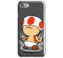 She's in another castle, now (...) off... iPhone Case/Skin