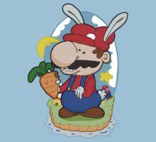 Bunny power! Baby Tee