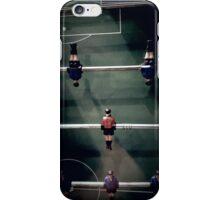 THE TALK WAS FOOTBALL, FOOTBALL. iPhone Case/Skin