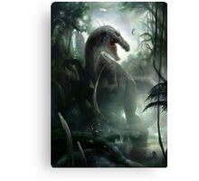The Great T-Rex Canvas Print
