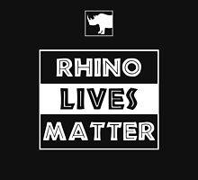 Rhino Lives Matter Unisex T-Shirt