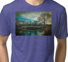 Bow Bridge Reflection Tri-blend T-Shirt