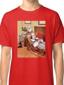 Freud analysing Shakespeare Classic T-Shirt