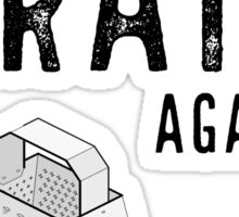 Parody Make America Grate Again Sticker