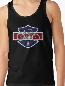 Turning Gas Into Noise Since 1903 Tank Top