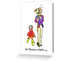 TPoH: Where are we going? Greeting Card